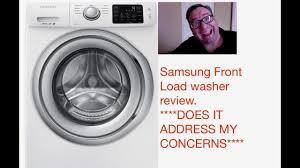 samsung front load washer reviews. Unique Samsung SAMSUNG FRONT LOAD WASHER REVIEW WF42H5200AW To Samsung Front Load Washer Reviews 2