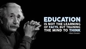 Einstein Quotes Magnificent Education Albert Einstein Quotes Motivational Poster Fabric Silk
