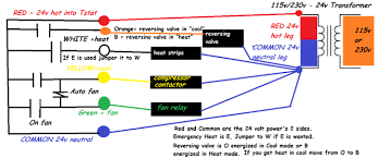 diagrams 735802 low voltage thermostat wiring diagram 4 wire thermostat at 24 Volt Thermostat Wiring Diagram