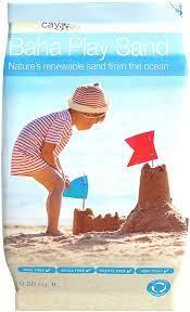 Amazon.com: Colored BAHA Natural Play Sand 20lb for Sandbox (Aqua Blue):  Toys & Games