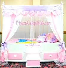 Childrens Canopy Bedroom Sets Furniture For Little Girls Princess ...