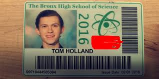Went Holland Undercover High ' At School Spider man Tom To Star TXaaqI