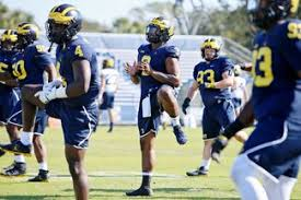 Michigans 2018 Football Roster By Position Mlive Com