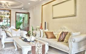 amazing white interior living room with classic living room chair completed with candle holdern on table and then furnished with chandelier amazing design living room
