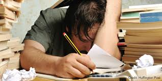 Image result for teacher grading papers