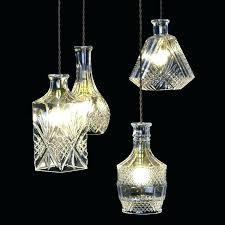 glass bottle chandelier e bottle chandelier glass bottle chandelier glass jar lighting beer bottle chandelier glass glass bottle chandelier