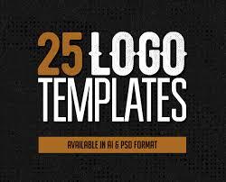 templates for logo logo templates 25 custom logo design templates logos graphic