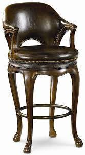 Ernest Hemingway Decorating Style Thomasviller Ernest Hemingway Kenyan Bar Stool W Leather