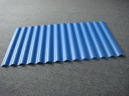 pvc corrugated corrugated plastic roofing sheets as roof leak repair