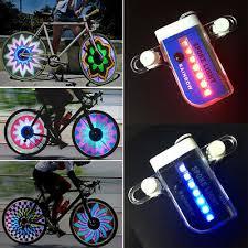 14 LED Fahrrad Speichenlicht Motorrad Fahrrad Reifen Rad Lichter LED  Beleuchtung