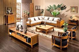 modern furniture living room wood. Wooden Living Room Stylish Modern Furniture Sofa  Set Designs For Wood L