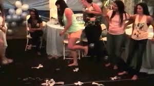 Fun baby shower game - YouTube