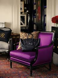 Ralph Lauren Classic Furniture shapes and timeless