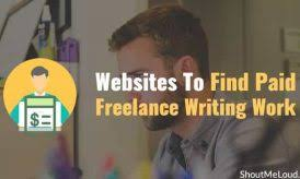 tips to promote your lancing writing 5 websites to paid lance writing work updated