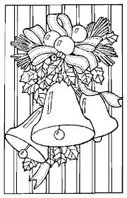 Small Picture Christmas bells coloring pages Crafts and Worksheets for