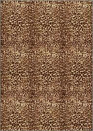 round leopard print rug leopard print rug leopard brown animal print non slip washable rug animal