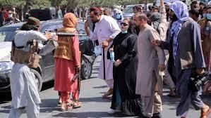 """الاستيلاء على السلطة في أفغانستان: """"طالبان ليسوا مقاتلين متخلفين"""" - الأخبار  والعناوين الرئيسية ومقاطع الفيديو"""