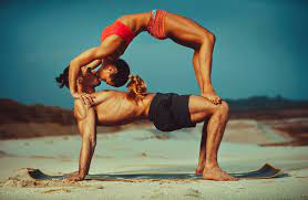 yoga poses you can do with your partner