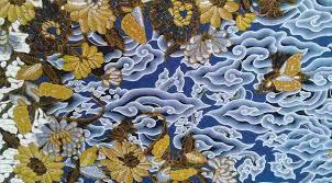 Anda juga bisa menggambar sketsa air terjun dan pegunungan dengan sangat indah. 11 Batik Nusantara Yang Keindahannya Dihargai Puluhan Juta Rupiah Tokopedia