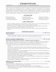 Trainer Resume Sample Sample Hr Resume Luxury Leadership Trainer Sample Resume Sample 71