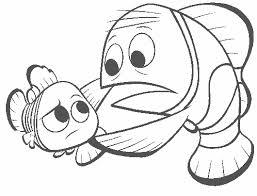 Disegni Da Colorare Nemo Walt Disney