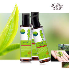 green tea essence repair cream hyaluronic acid serum moisturizing face shrink pores with 1pcs collagen eye gift