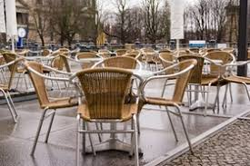 mercial Outdoor Restaurant Furniture Resort Furniture