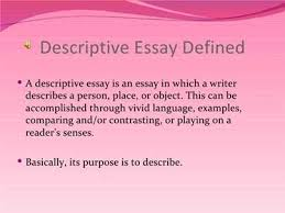 describe a place essay example page zoom in describe a place  essay cover letter template for describe a person essay example describe a place essay example