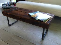 Industrial Pipe Coffee Table Modern Vintage Industrial Table Legs Design Ideas Decors