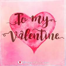 Valentines Quotes For Him Amazing Valentine's Day Messages For Him