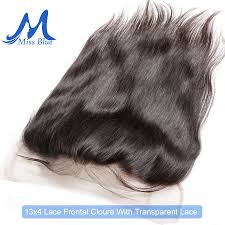 Missblue Brazilian Human Hair Lace Closure <b>Straight</b> Middle <b>Free</b> ...