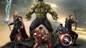 Avengers Desktop Wallpapers HD ...