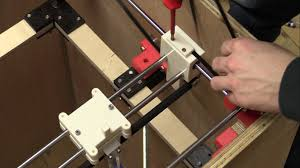 diy 3d printer build from scratch part 6b installing belts testing electronics ec projects you