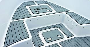 New Age Nonskid: <b>EVA Foam</b> Decks for Fishing <b>Boats</b> | Sport ...