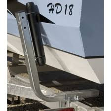Smith Led Lighted Guide Ons C E Smith Roller Style Boat Trailer Guide Ons Cesmith