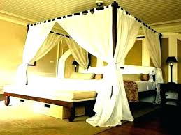 canopy bed curtains – getudid.co