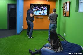 deco office. Ben, Roxie, And Melanie Having Fun Playing Wii Boxing At The Deco Office. Deco Office