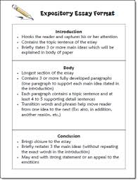 How To Start An Expository Essay Expository Essay Format Freebie In Laura Candlers Writing
