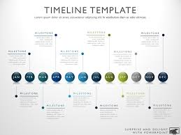 Powerpoint Timeline Template Collection
