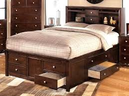 king size bed with storage drawers. King Size Beds With Storage Full Under Bed Photo 1 Of 8 Charming . Drawers M
