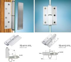 china hydraulic stainless steel glass door hinge aluminum hinge china patch fitting hardware