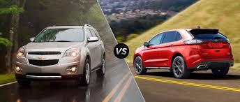 Chevy Equinox vs 2015 Ford Edge