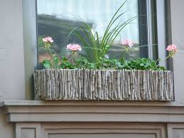 diy window boxes and planters modern to rustic  improvised life