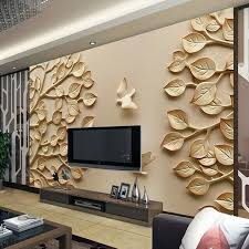 12 3d wallpaper for tv wall units that