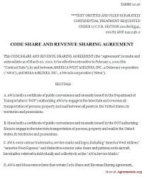 Profit Sharing Agreement Template Extraordinary Free Sample Profit Sharing Agreement Unique Create Template South