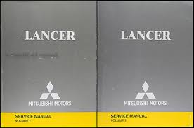 2005 mitsubishi lancer wiring diagram manual original 2005 mitsubishi lancer repair shop manual original 2 volume set 279 00