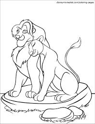 Disney S Lion King Mufasa Sarabi