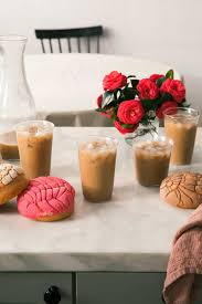 Step 3 serve over ice. Horchata Coffee Creamy Dairy Free A Cozy Kitchen