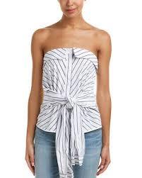 Alton Gray Size Chart Alton Gray New White Womens Size Large L Hi Low Floral Tunic