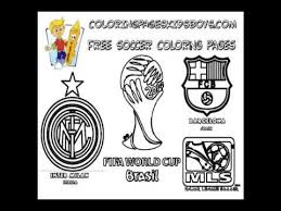 Small Picture ColoringBuddyMike Soccer Coloring Pages For Kids YouTube